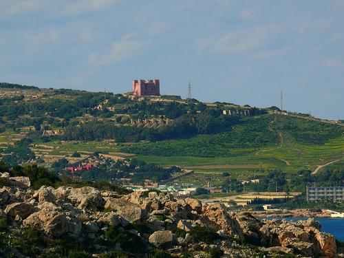 Червения замък