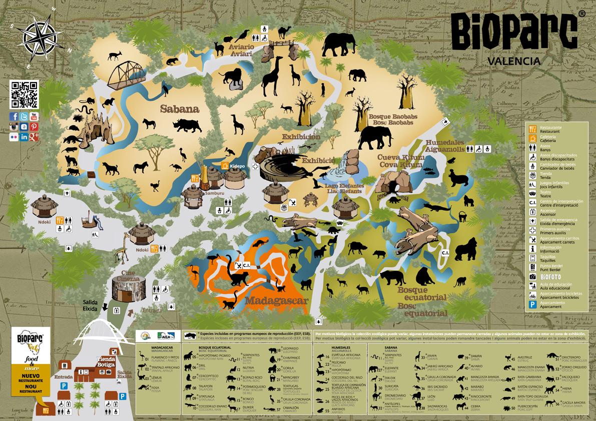 bioparc-valencia-map