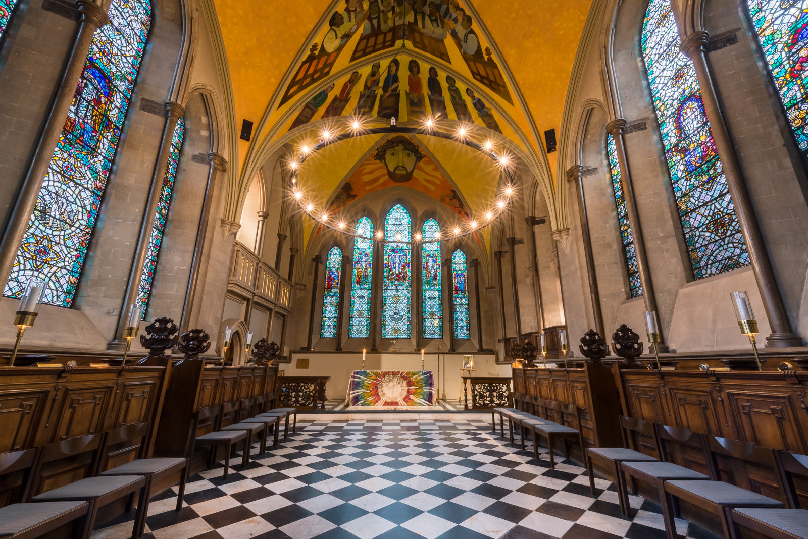Lambeth Palace Chapel 2017 by Alex Baker Photography