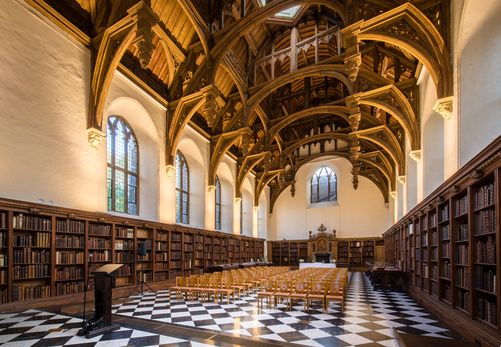 Lambeth Palace Great Hall 2017 by Alex Baker Photography